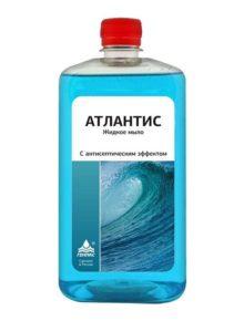 Мыло Атлантис с антисептическим эффектом, 1л